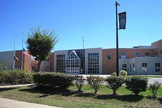 New Brunswick High School - Image: New Brunswick High School, NJ