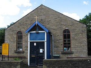 Whaley Bridge - New Horwich - Good News Church Gospel Hall