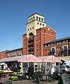 New Housing and Market, Wolverhampton City Centre - geograph.org.uk - 372836.jpg