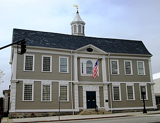 New London County, Connecticut - Image: New London County Courthouse Connecticut Superior Court