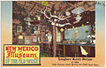 New Mexico Museum of the Old West, Longhorn Ranch Saloon of 1866 with fixtures used during the Gold Rush days.jpg