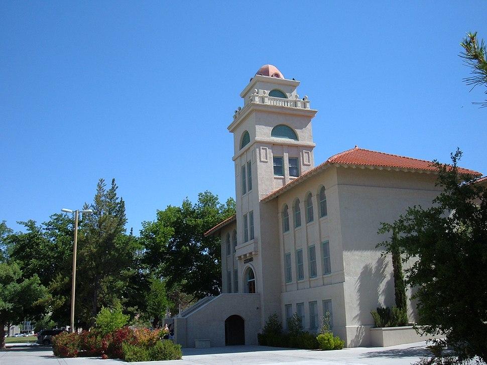 New Mexico State University Goddard Hall