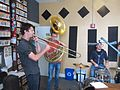 New Orleans November 2016 NOLA French Connection at WWOZ 2.jpg