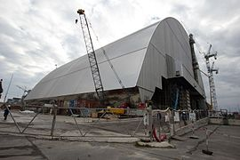 Chernobyl New Safe Confinement - Wikipedia