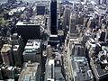 New York skyline; Aerial View.JPG