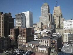 Newark, New Jersey water crisis