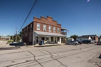 New Point, Indiana - Image: Newpoint, Indiana