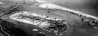 Balboa Island, Newport Beach - Balboa Island, 1921.