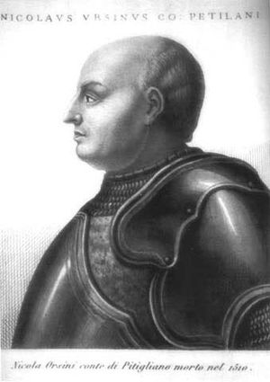 Niccolò di Pitigliano - Niccolò di Pitigliano