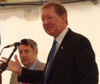 Nick Smith (New Zealand politician) - Image: Nick smith