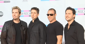 Nickelback in 2011