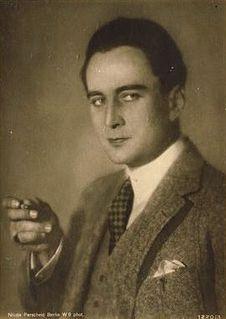 Alfons Fryland Austrian actor