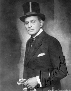 Max Landa German actor