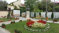Nicolae Simache. Clock museum garden.jpg