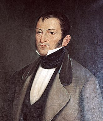 Provisional Government of Mexico (1823–24) - Image: Nicolas Bravo