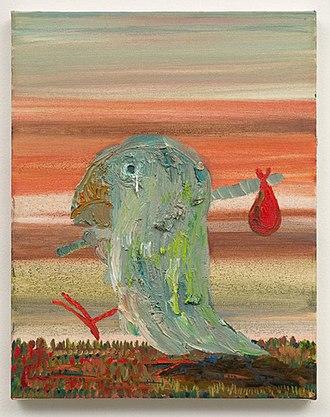 Nicole Eisenman - Painting by Nicole Eisenman