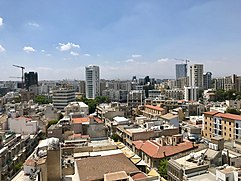 Central Business District of Nicosia
