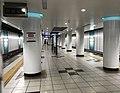 Nijubashimae-platform-renewal.jpg