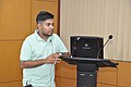Nikhil Joshi Shares His Experience - Workshop On Design And Development Of Digital Experiencing Exhibits - NCSM - Kolkata 2018-07-24 2734.JPG