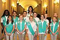 Nikki Haley Girl Scout Troops (30584069425).jpg
