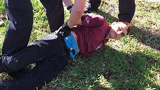 Stoneman Douglas High School shooting - Cruz during his arrest