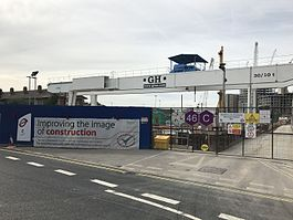 Nine Elms London Underground Station construction site.jpg