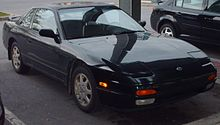Nissan 240sx Coupe In Canada