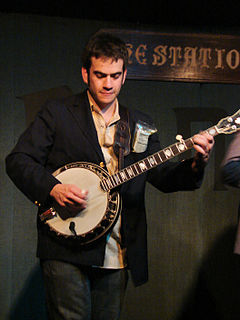 Noam Pikelny US banjo player
