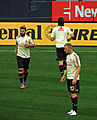 Nocerino and Abate warming up.jpg