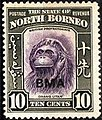 North Borneo BMA Overprint 1945 10c.jpg