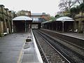 North Dulwich stn look south2.JPG