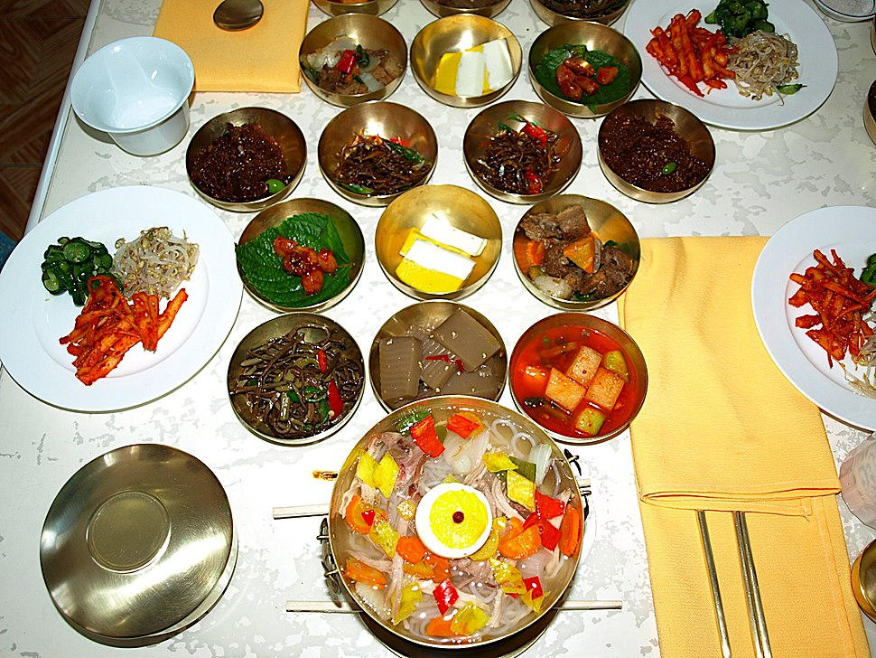 North Korea-Kaesong-Tongil restaurant-02
