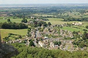 North Nibley - Image: North Nibley geograph.org.uk 749589
