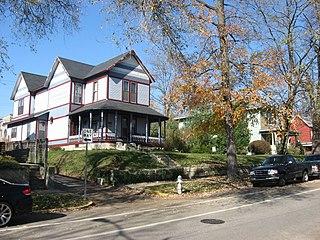 North Washington Street Historic District (Bloomington, Indiana)
