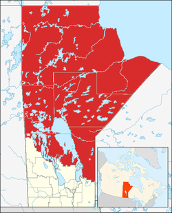 Northern Region, Manitoba - Wikipedia