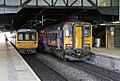 Northern Rail units, Manchester Victoria railway station (geograph 4531176).jpg