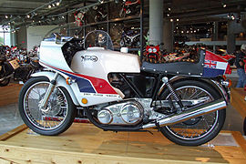 the 1974 jpn, a limited production run roadster to commemorate the tt  racer's success