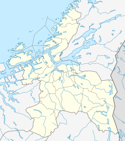 Ansnes is located in Sør-Trøndelag