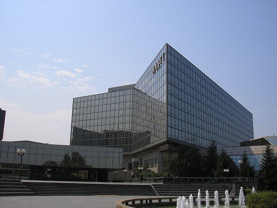 Novi Beograd - Hotel Hyatt 02