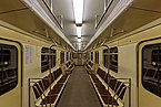 Novosibirsk Metro train interior 07-2016.jpg