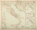 Nr. 25. Vier Karten zur Geschichte Italien seit dem zweiten Punischen Kriege.png