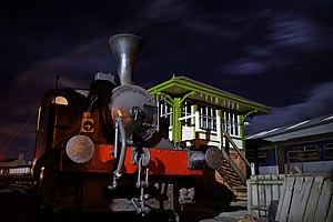 CSÉT Shunting Locomotives - Image: O&K No. 1, Downpatrick & Co. Down Railway