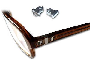 Metal injection molding - Eyeglass components produced by powder injection molding