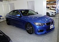 OSAKA AUTO MESSE 2015 (332) - BMW 435i M Sport (F32) with Felisoni audio.JPG