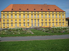 Schloss Osnabrück (Osnabrück Castle), today the University of Osnabrück's head office.