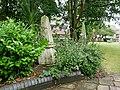 Obelisks in the Churchyard around Saint George's Church, Gravesend.jpg