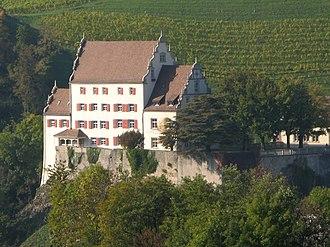 Kasteln Castle - Image: Oberflachs Schloss Kasteln