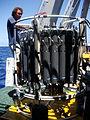 Ocean sampling the waters around Bermuda aboard the Atlantic Explorer - Bermuda Institute of Ocean Sciences (BIOS) - 29 June 2008.jpg