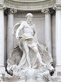 Oceanus at Trevi
