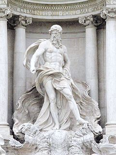 Oceanus Ancient Greek god of the earth-encircling river, Okeanos